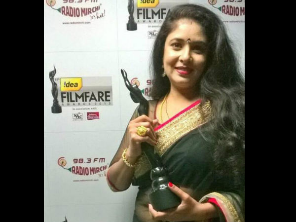 Best Supporting Actress Kannada