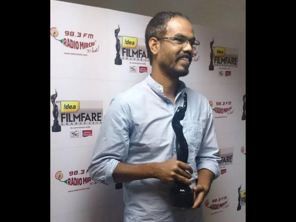 Best Playback Singer (Male) Kannada