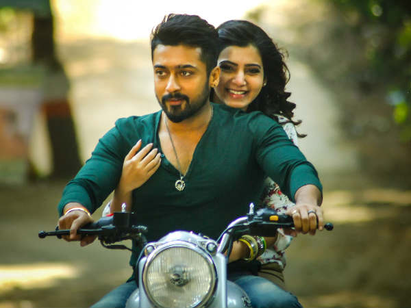 Anjaan – Surya-Samantha's First Combo movie