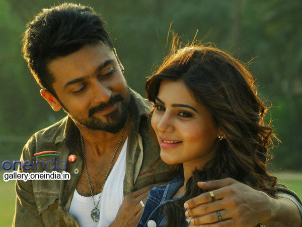 Surya And Samantha's Chemistry