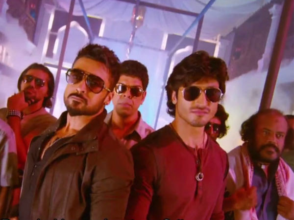 Supporting Cast In Anjaan