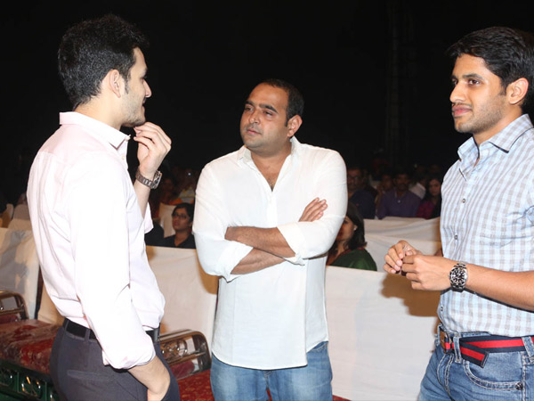Vikram Kumar's Bonding With Akkineni Scion