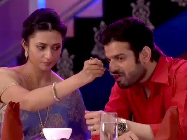 Raman And Ishita Come