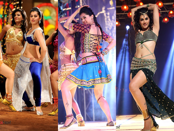 Taapsee Pannu's Item Song