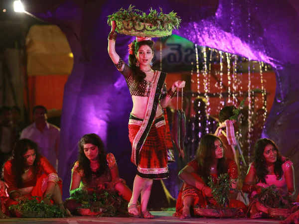 Madhurima's Item Song