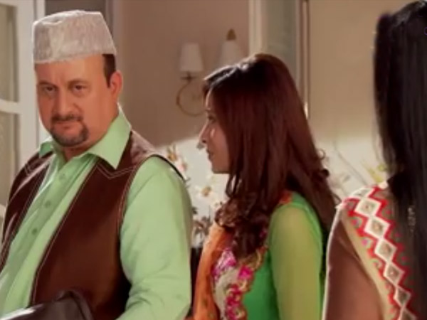 Beintehaa: 15th July; Suraiya Insults Rehan's Father, The Ayurvedic Doctor