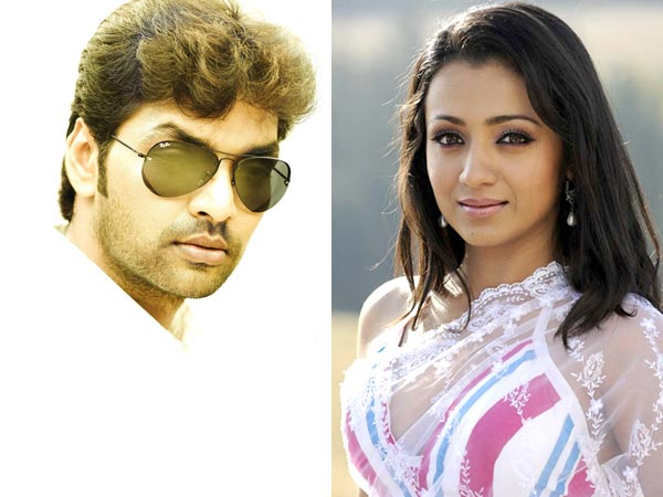 After Nayantara, Jai Set To Romance Trisha