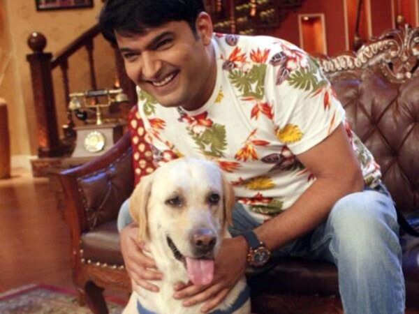 Kapil Sharma Adopts Police Canine, Urges Not To Abandon Old Dogs