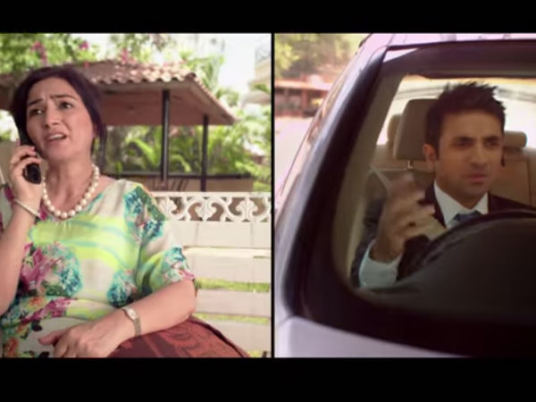 Vir Das And His Nagging Mom