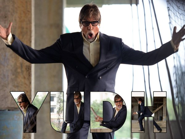 Yudh - 1st Week: Reasons To Watch Or Skip Amitabh Bachchan's Debut Show