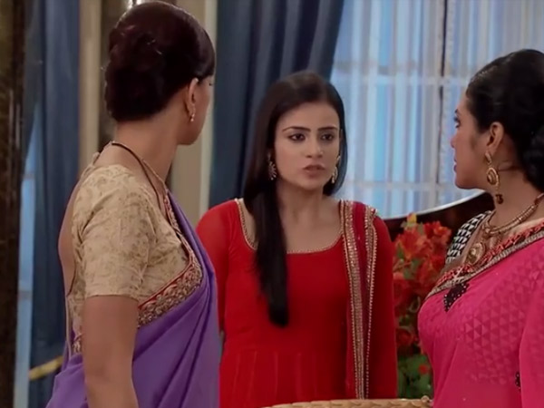 Meri Aashiqui Tum Se Hi: 17th July; Baa Calls Ishani Illegitimate, Harshad Protests