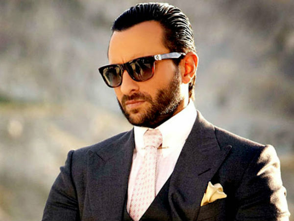 Saif Ali Khan was last seen in Humshakals