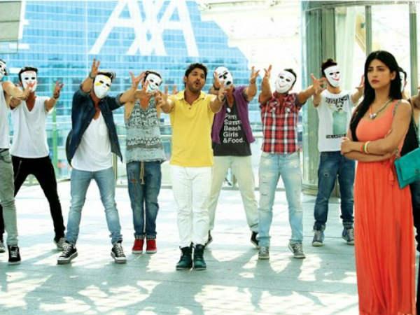 race gurram complete 100 days 26 theatres allu arjun shruti