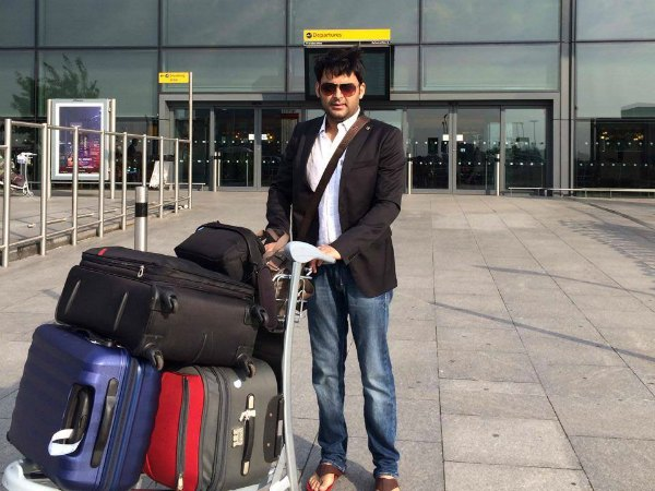 Kapil Sharma To Romance 5 Heroins In His New Debut Film?