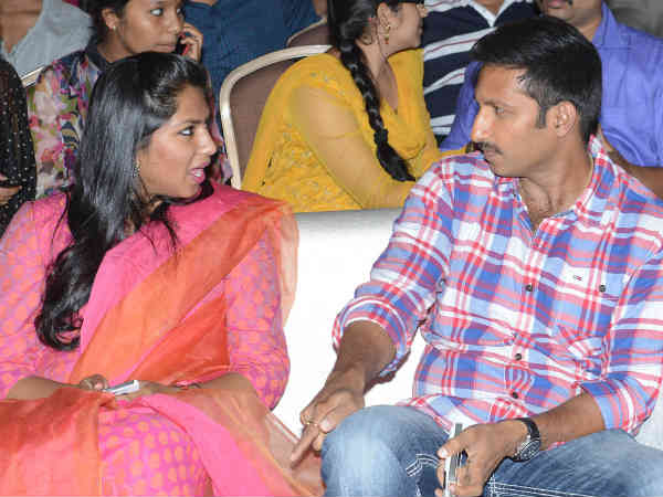 Gopichand-Neeraja's Bond