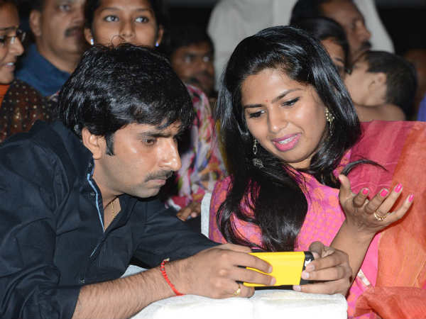 Gopichand Malineni With Neeraja Kona