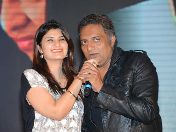 Prakash Raj, Pony Varma At Geethanjali Music Launch