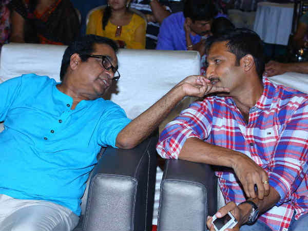 Brahmanandam Bonds With Gopichand
