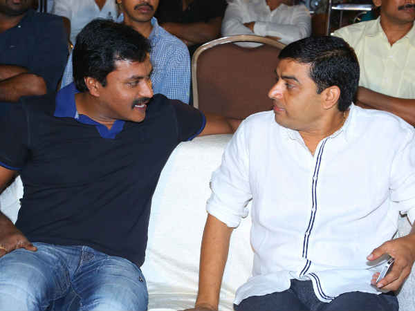 Sunil, Dil Raju At Geethanjali Music Launch