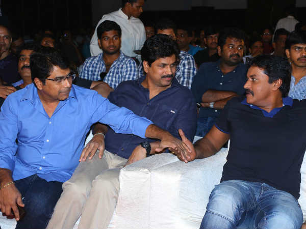 Dasarath, Veeru Potla At Geethanjali Music Launch