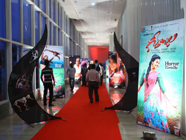 Hefty Sum On Geethanjali Music Launch