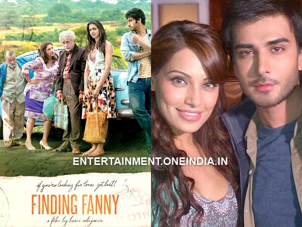 Finding Fanny Vs Creature 3D