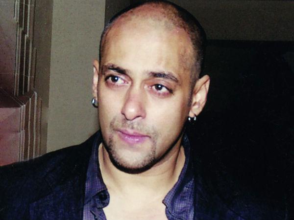 Breaking News Salman Shaves Head For Shuddhi Filmibeat