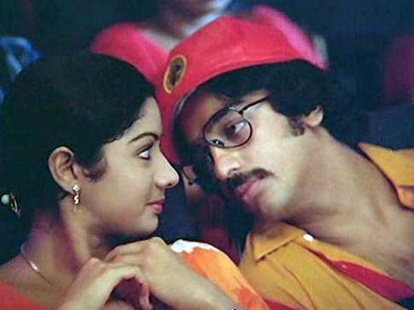 Sridevi-Kamal, A Successful Jodi
