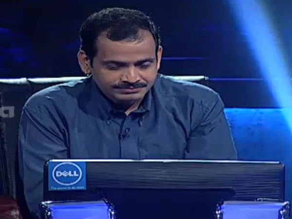 Umakanth Faces Rs 50 Lakhs Question