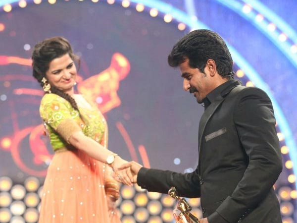 Sivakarthikeyan With Divyadarshini