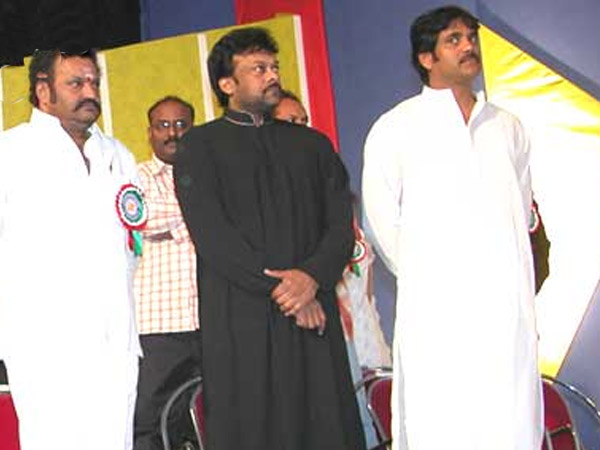 Chiru, Nag At Nandi Awards
