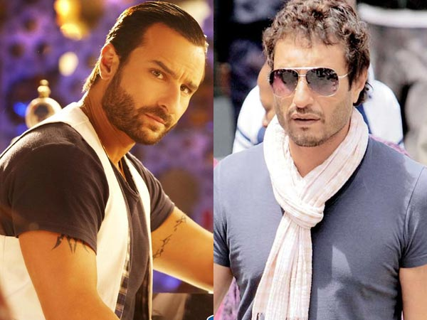 Saif is currently shooting for Phantom