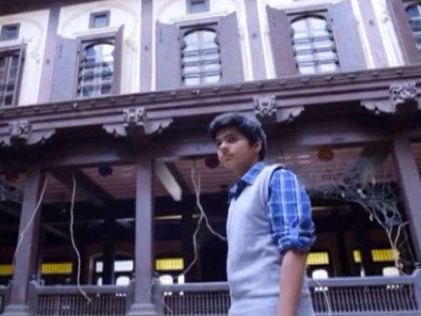 Vivaan Goes To Haveli