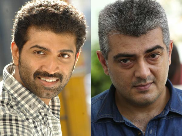 Arun Vijay Thanks Ajith Fans