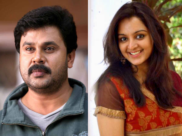 Dileep And Manju Warrier To File Joint Divorce Petition