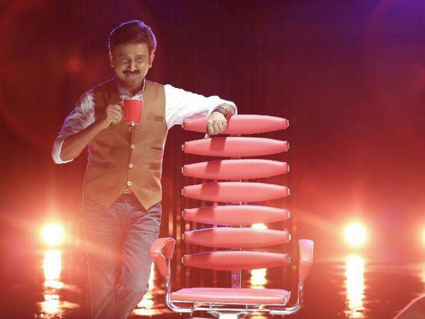 Ramesh Aravind to host a talk show again