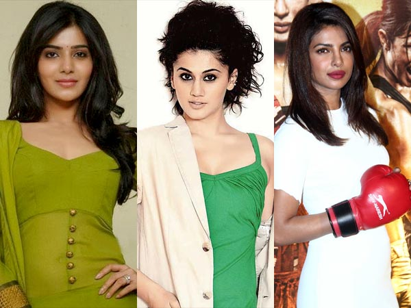 Samantha On Mary Kom Trailer