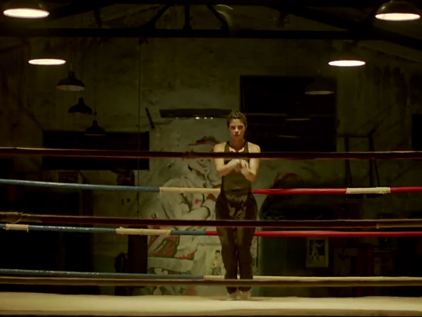 Rakul Preet Singh On Mary Kom Trailer