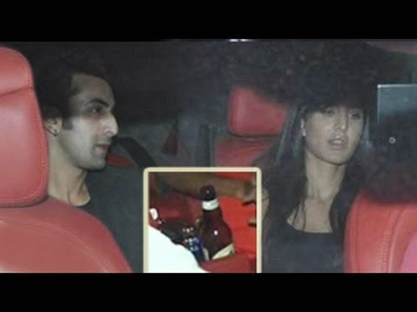Ranbir Kapoor And Katrina Kaif