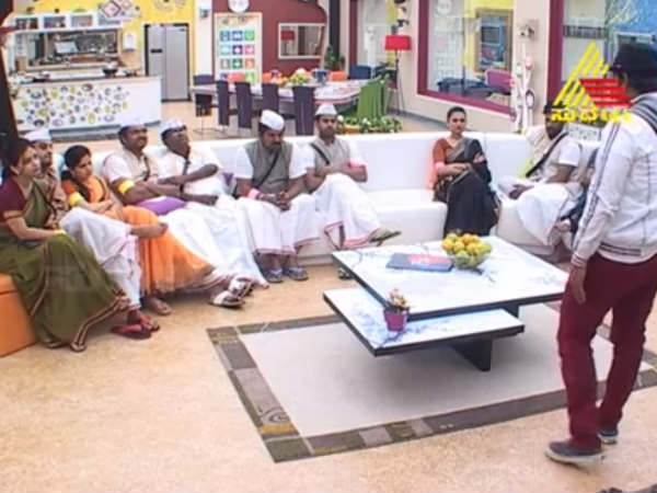 Bigg Boss Kannada 2: Day 24 Highlights