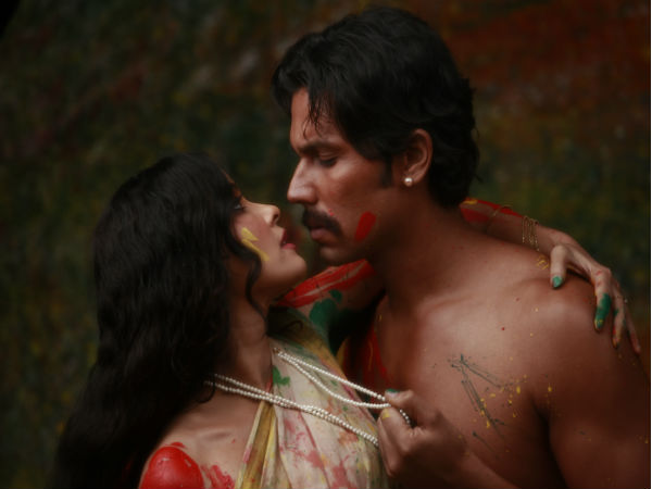 Randeep Hooda and Nandana Sen