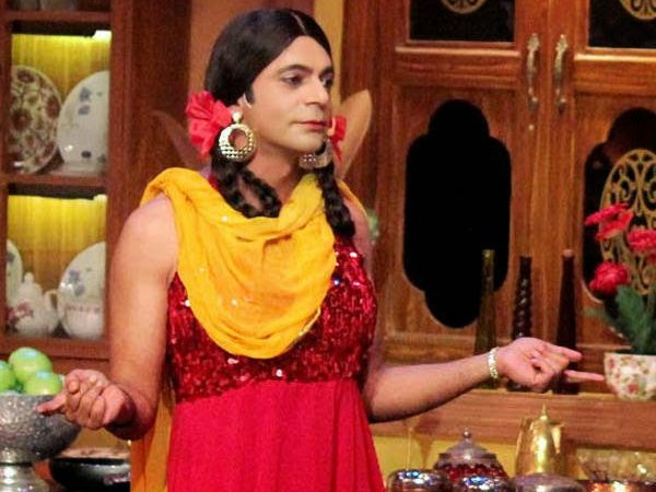Sunil Grover: I Shot For Comedy Nights With Kapil Today!