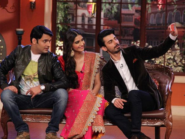 Selfie Time On Comedy Nights With Kapil