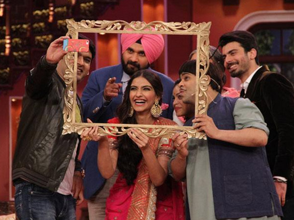 Khoobsurat On Comedy Nights With Kapil