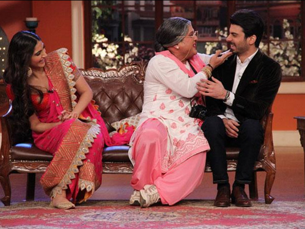 Fawad Becomes Dadi's Victim