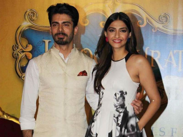 Sonam and Fawad will be next seen in Khoobsurat