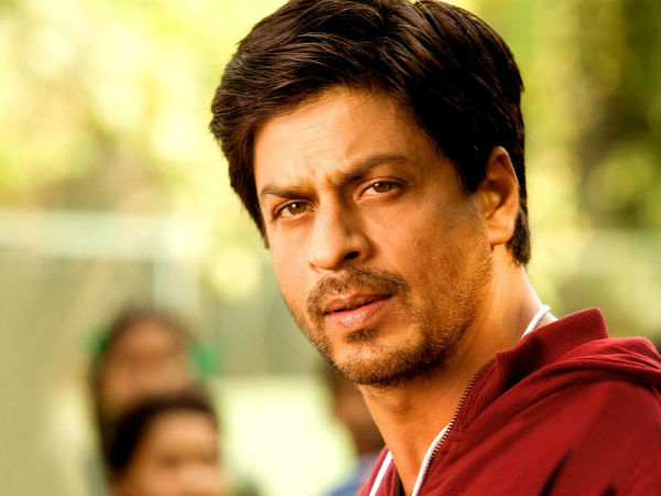 SRK will be next seen in Happy New Year