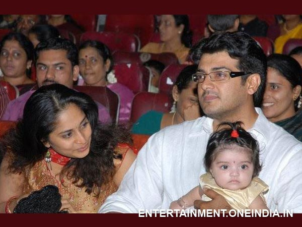 Anoushka With Her Celebrity Parents