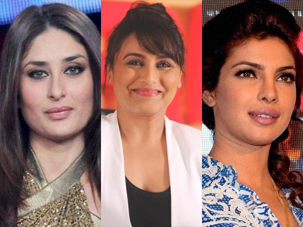 Kareena Kapoor News   Kareena Kapoor On Priyanka Chopra   Kareena Kapoor On Rani Mukerji ...
