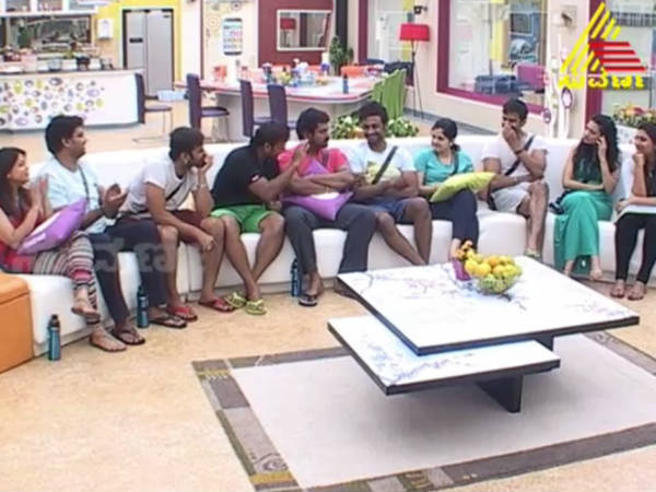 Bigg Boss Kannada 2: Day 29 Highlights